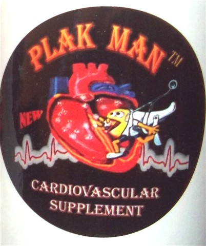 Plak Mancardiovascular formulaencouraged by Health andFitness Forum